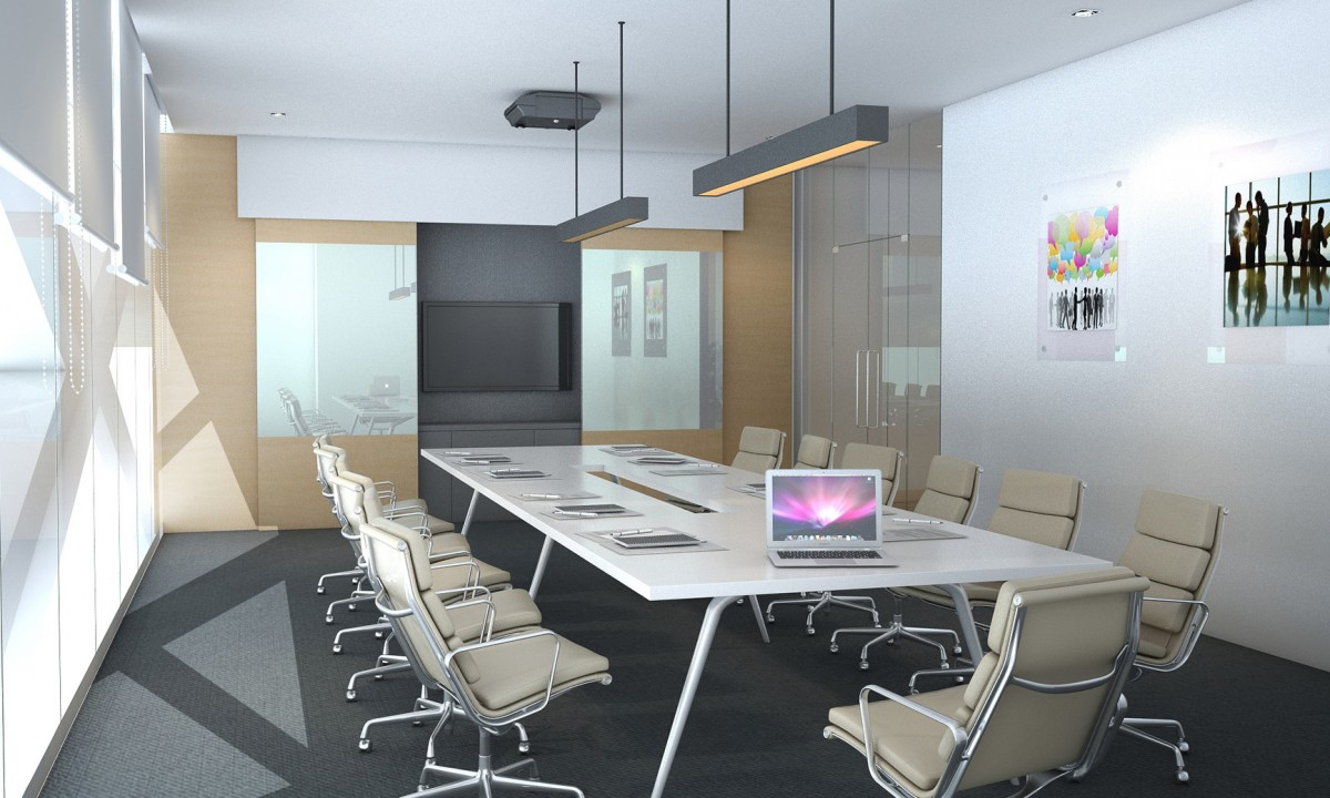 business center design - photo #17