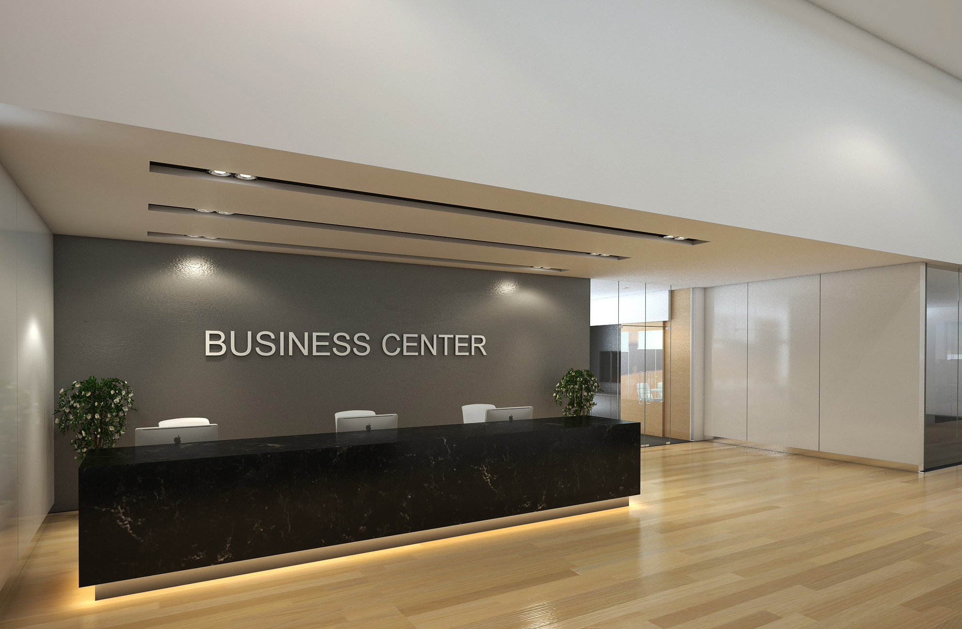 how to start a business center